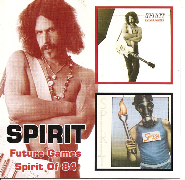 Spirit - Future Games / Spirit Of 84