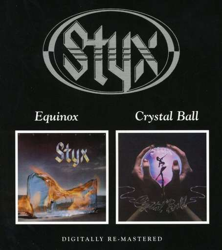 Styx - Equinox/crystal Ball