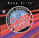 Manfred Mann's Earth Band - Mann Alive LP