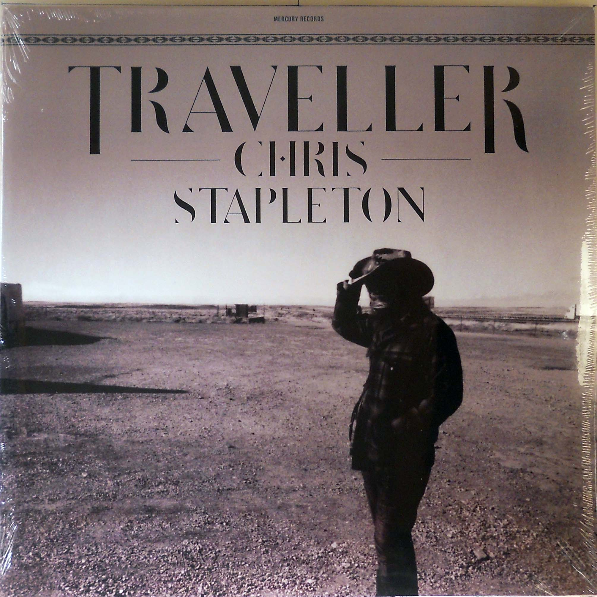 Chris Stapleton Traveller Records, LPs, Vinyl and CDs