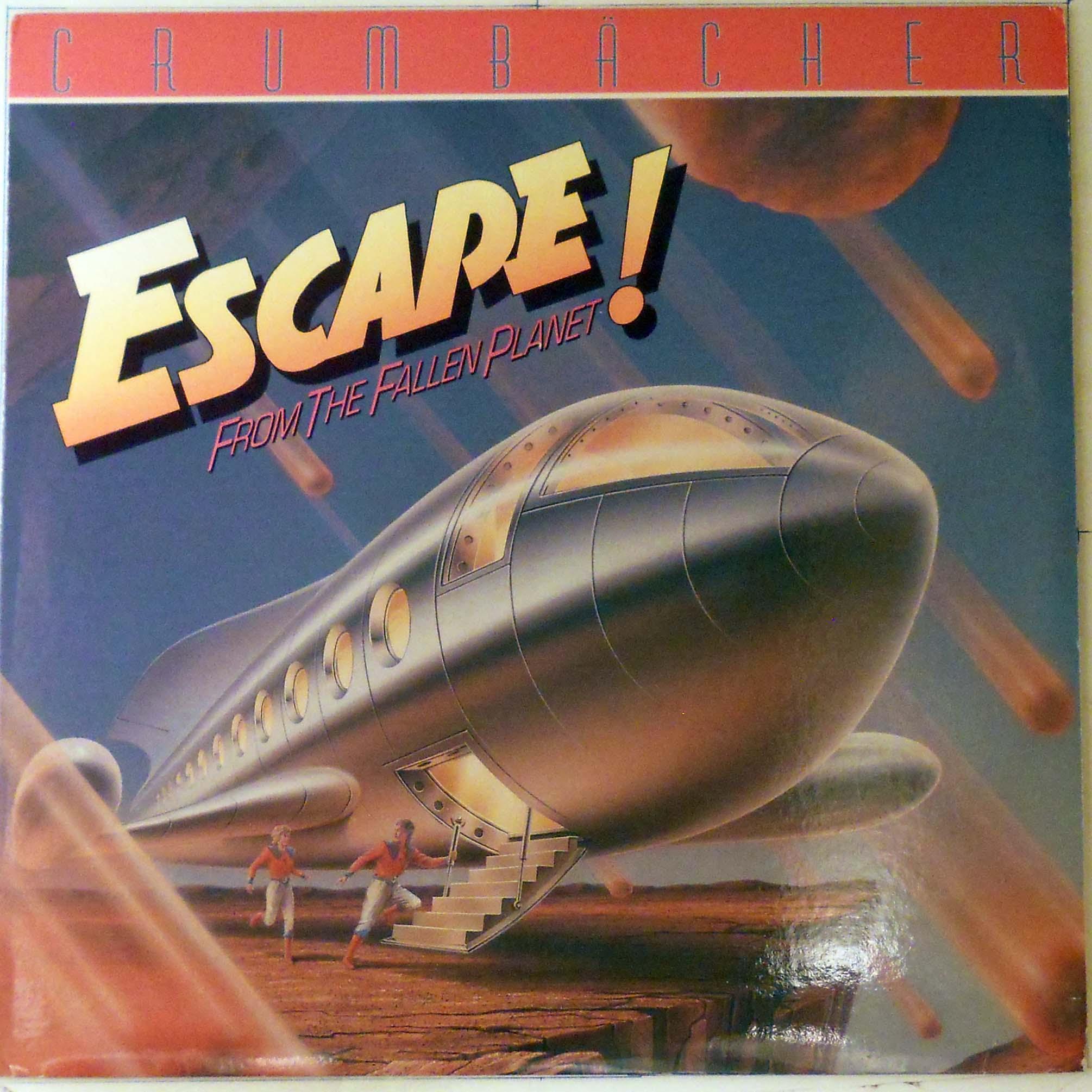 Crumbächer - Escape From The Fallen Planet Album