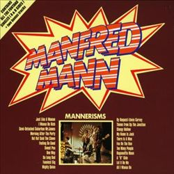 Manfred Mann - Mannerisms Album