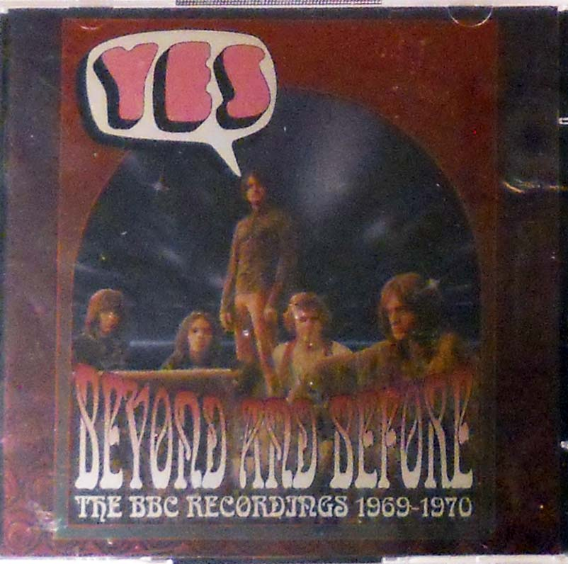 Yes - Beyond And Before - The Bbc Recordings 1969-1970