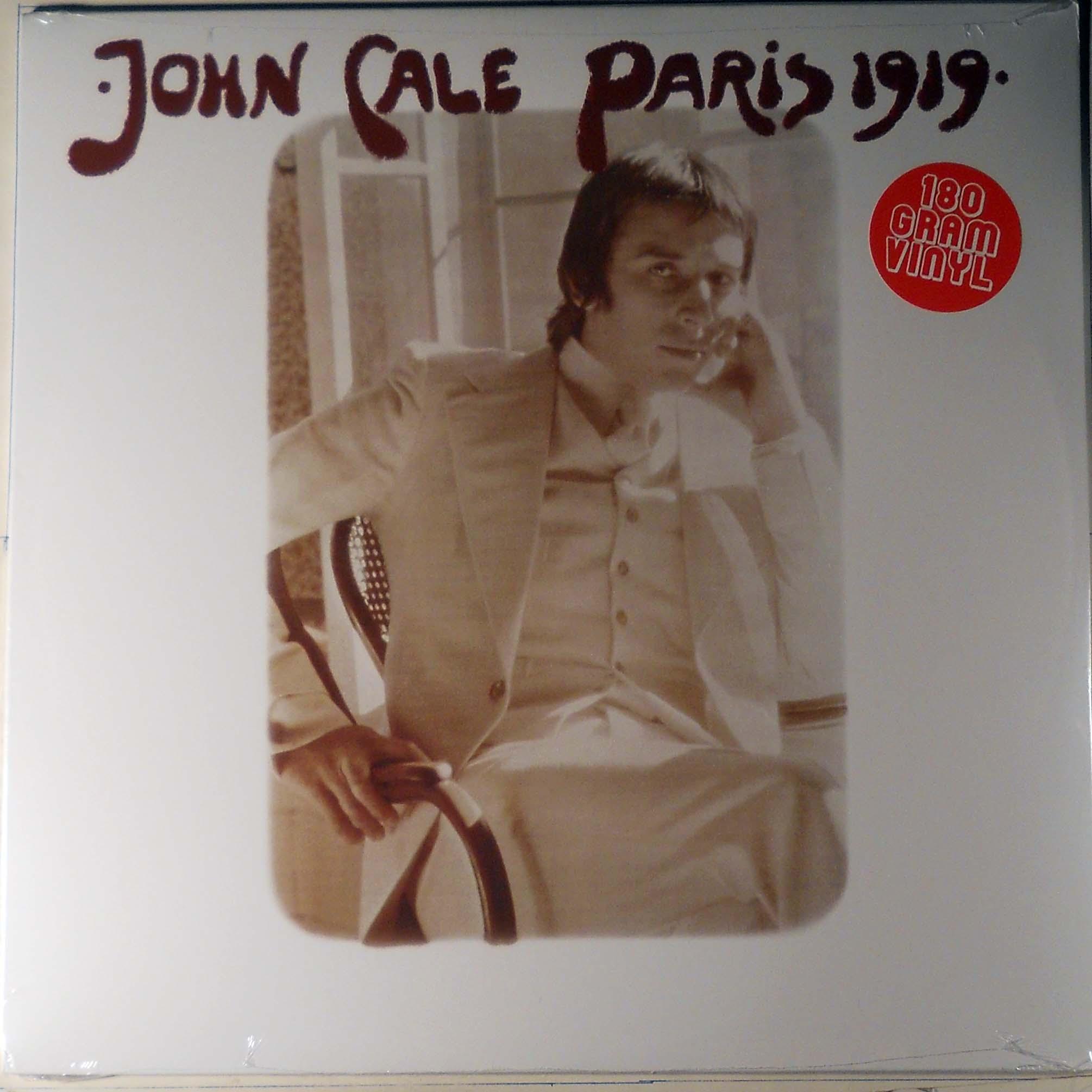 John Cale - Paris 1919 Record