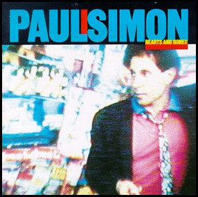 Paul Simon - Hearts And Bones EP