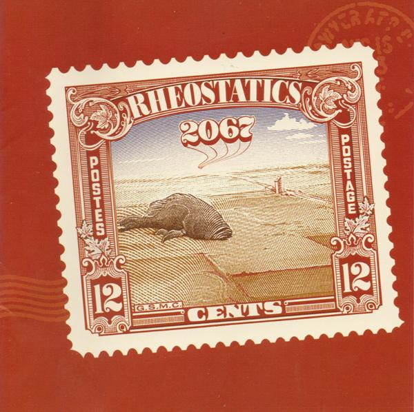 Rheostatics 2067 CD