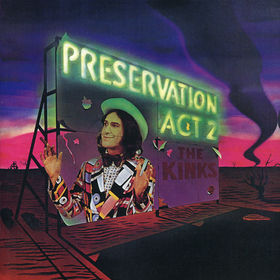 Kinks - Preservation Act 2