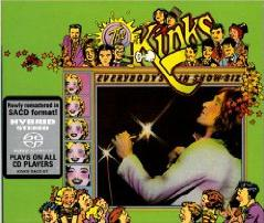 Everybody's In Show-biz - Everybody's A Star - Kinks