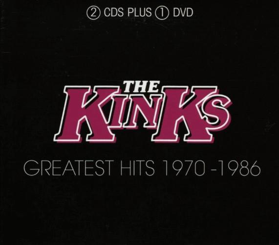 Kinks - Greatest Hits 1970 - 1986