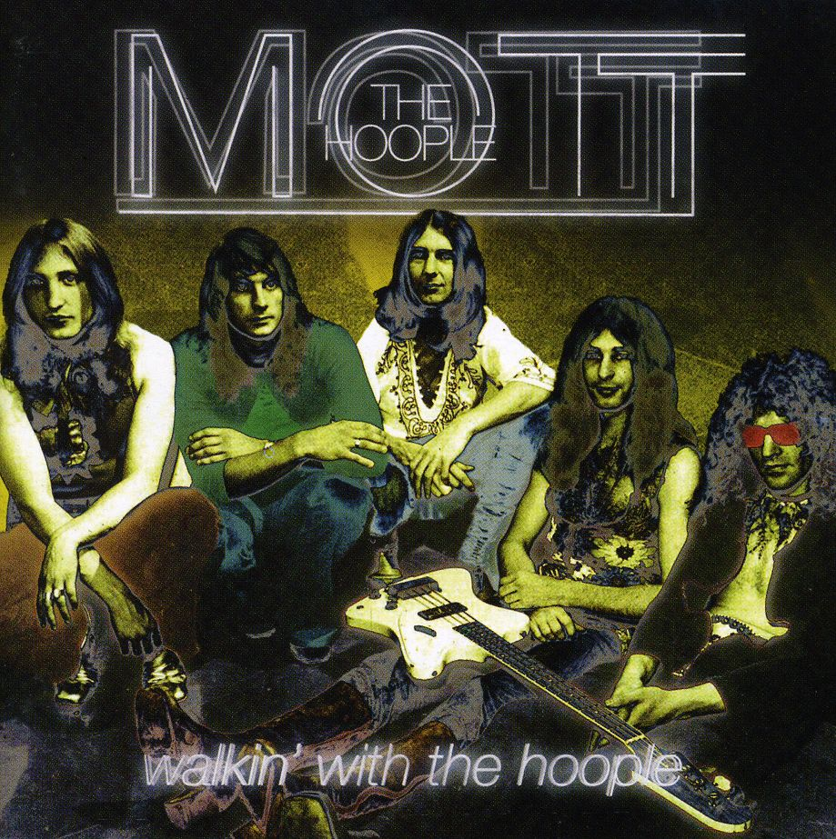 Mott The Hoople Walkin' With Mott The Hoople CDX2