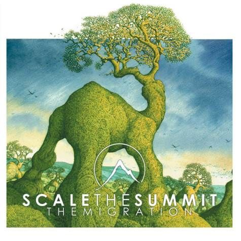 Scale The Summit The+Migration CD