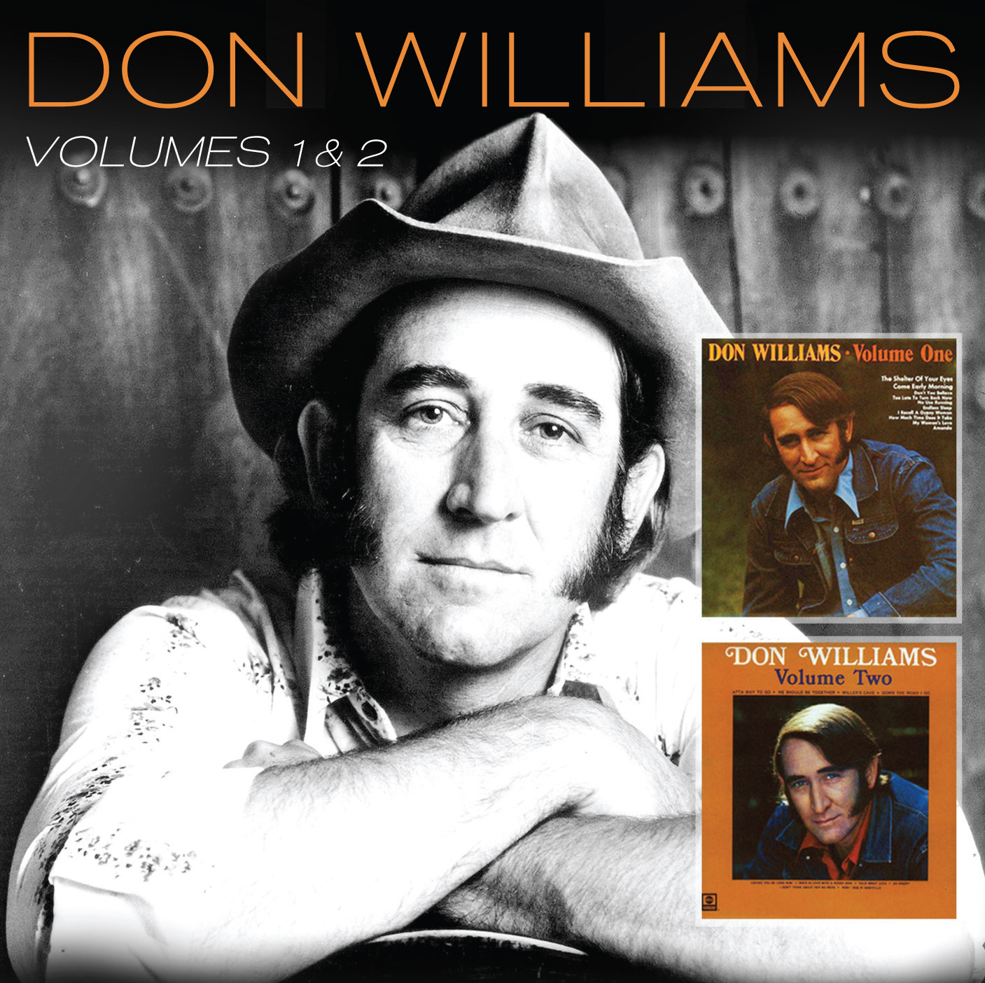 Don Williams - Volumes 1 & 2
