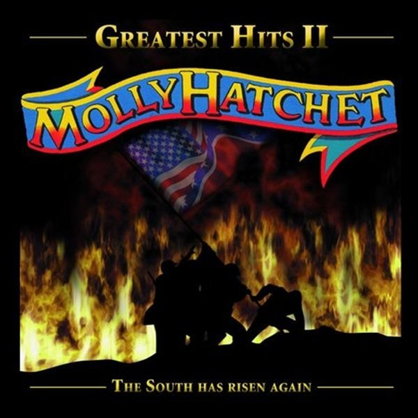 Molly Hatchet - Greatest Hits Ii Record