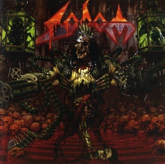 Sodom - Sodom