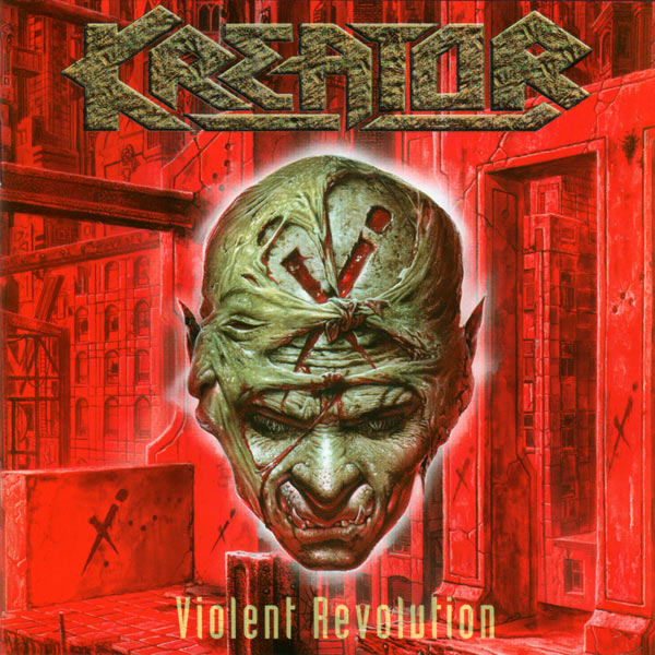 Kreator - Violent Revolution Album