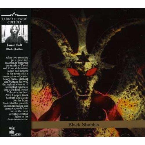 Jamie Saft - Black Shabbis