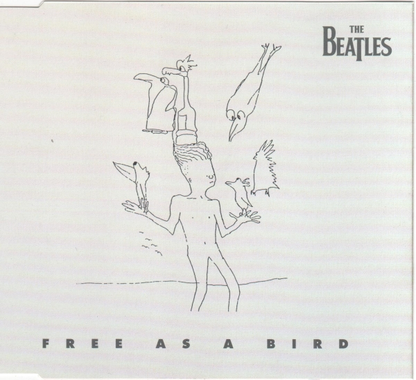 Beatles - Free As A Bird