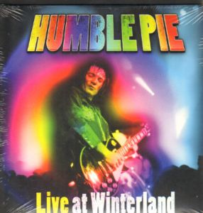 Live At Winterland - Humble Pie