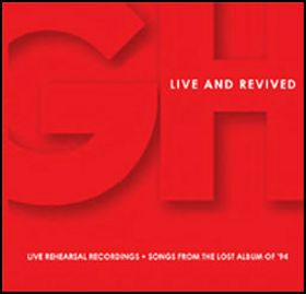 Glass Hammer Live And Revived CD