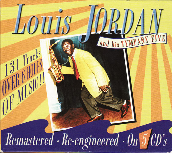 Louis Jordan And His Tympany Five
