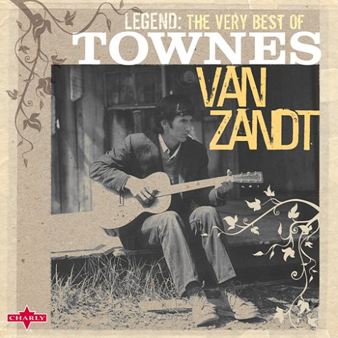 Townes Van Zandt -  vinyl records and cds