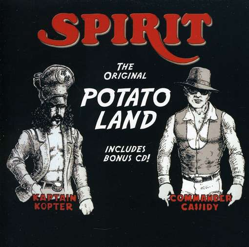 Spirit - Potato Land