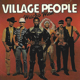 VILLAGE PEOPLE - Macho Man Vinyl