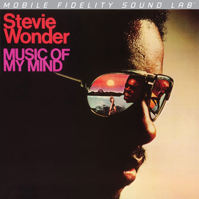 Stevie Wonder - Music Of My Mind Single