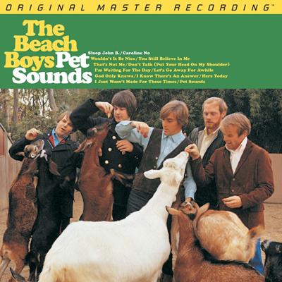 Beach Boys - Pet Sounds Record