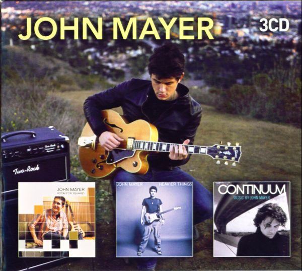 john mayer records lps vinyl and cds musicstack. Black Bedroom Furniture Sets. Home Design Ideas